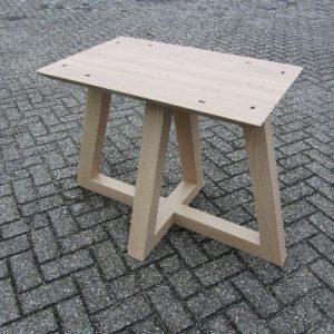 houten tafelpoten