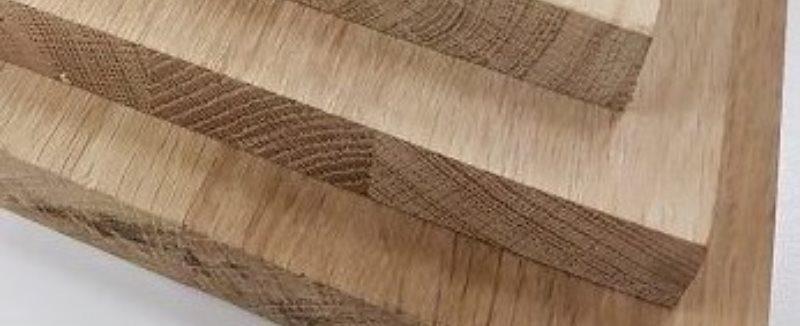 eikenhouten meubelpanelen op maat