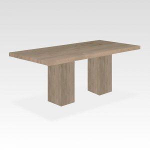 vierkante tafelpoten