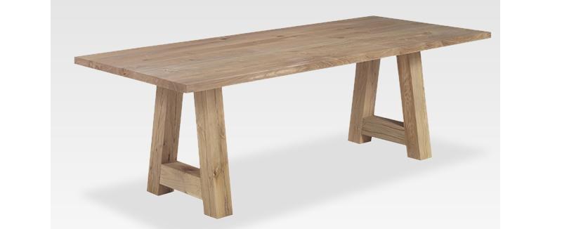 Verbazingwekkend houten tafel 3 meter bestelt u eenvoudig bij QATRINA SH-98
