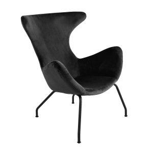 moderne fauteuil antraciet